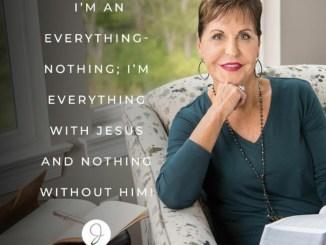Joyce Meyer Faith