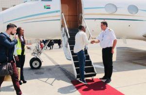 Prophet Shepherd Bushiri Tanzania visit