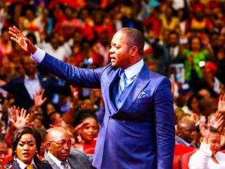 Pastor Alph Lukau's Prayer For You Today