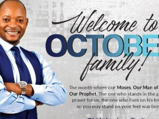 Pastor Alph Lukau Prophetic Declarations For October