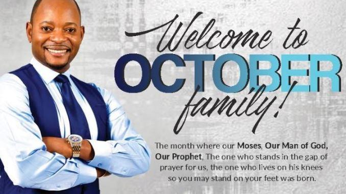 Pastor Alph Lukau Prophetic Declarations For October
