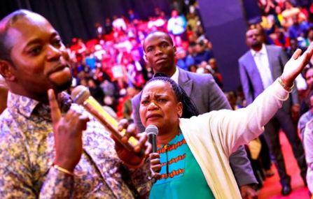 Pastor Alph Lukau Prophetic Declaration Today - Updated Daily