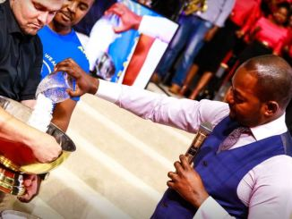 Prophetic Instructions From Pastor Alph Lukau