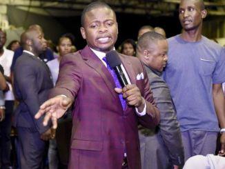 Shepherd Bushiri Midweek Deliverance