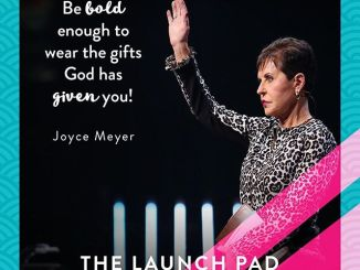 Joyce Meyer's Daily Devotional Today 30th October