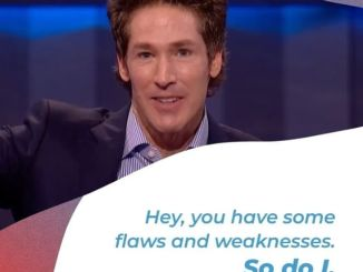 Joel Osteen Daily Devotional Today 31st October