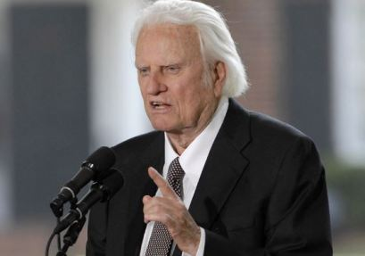 Billy Graham Daily Devotional Today 6th November