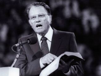 Billy Graham Devotional For 3rd November