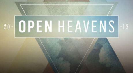 Open Heavens Daily Devotional For 19th November