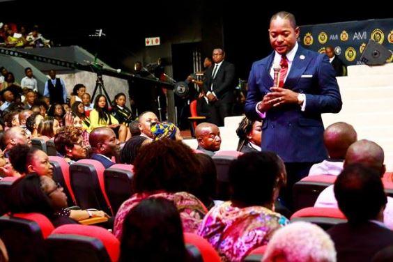 Pastor Alph Lukau's Daily Sermon
