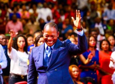 Pastor Alph Lukau's Prayer For The New Week