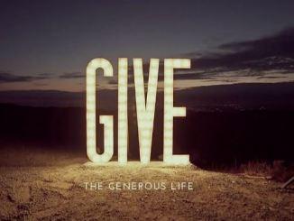 Prayer For Generosity