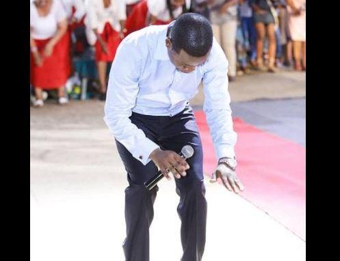 Prophet Shepherd Bushiri Sermon Today