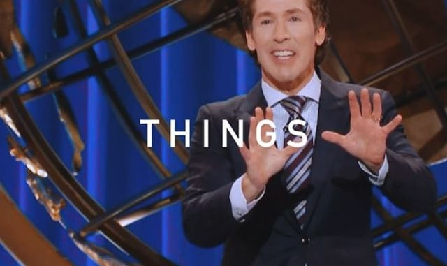 Joel Osteen Daily Devotional Today 24th November