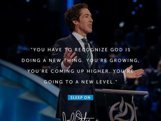 Joel Osteen's Daily Devotional Today 5th November