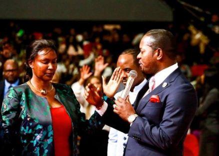 Pastor Alph Lukau's Sermon