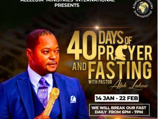 40 Days Prayer And Fasting With Pastor Alph Lukau AMI