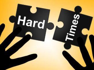 Prayer For Hard Times