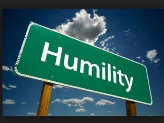 Prayer For Humility