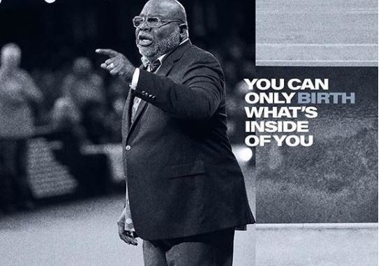Bishop TD Jakes Sermon