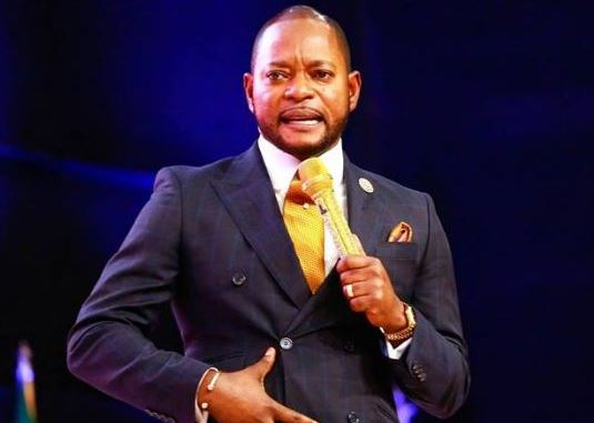 Pastor Alph Lukau's Declaration For The Day