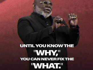 Bishop T.D Jakes Word & Sermon