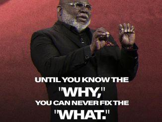 Bishop T.D Jakes Word & Sermon