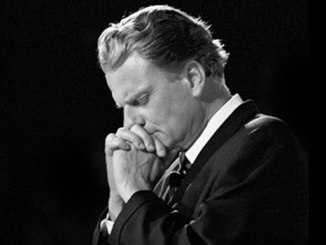 Billy Graham Devotional 22nd March