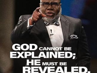 Bishop T.D Jakes Word Today 14th March
