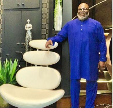 Bishop T.D Jakes Word Today 25th March
