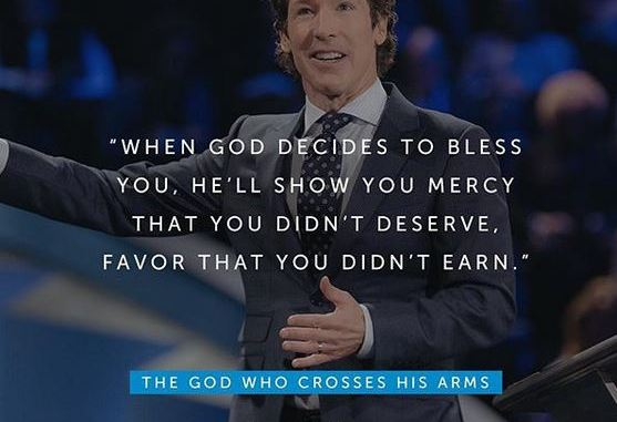 Joel Osteen Devotional 14th March