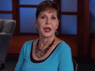 Joyce Meyer Devotional 22nd March