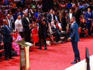Pastor Alph Lukau's Word Today 25th March