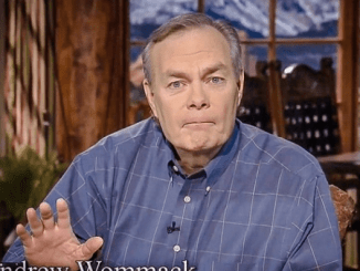 Andrew Wommack Devotional 1st April