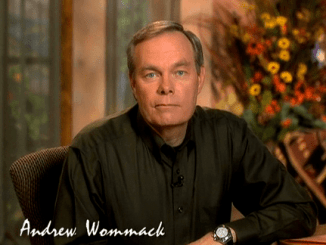 Andrew Wommack Devotional 27th April