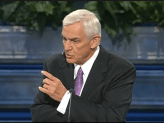 David Jeremiah Devotional 17th April