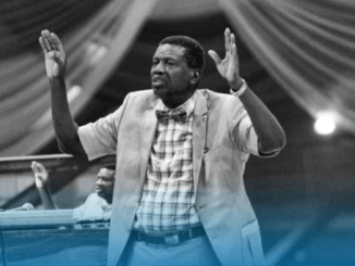 Open Heavens Daily Devotional 11th April