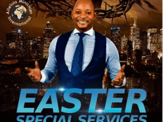 Pastor Alph Lukau Word For Good Friday