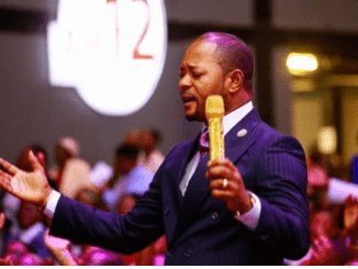 Pastor Alph Lukau Word Today 10th April
