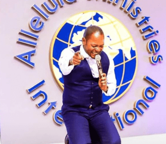 Pastor Alph Lukau Word Today 23rd April