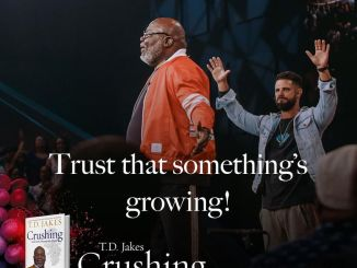Bishop TD Jakes' Word For The Holy Week