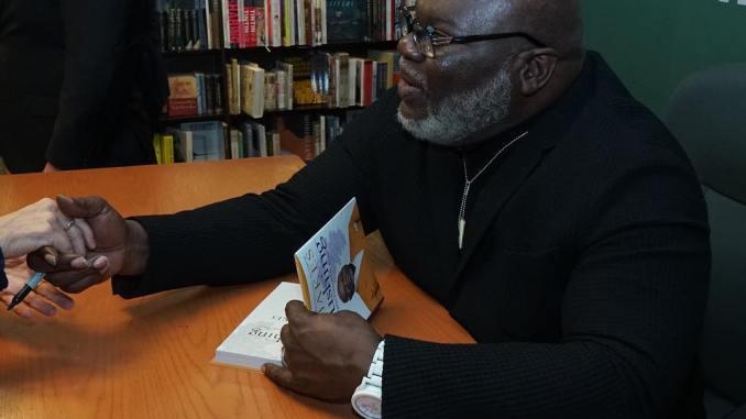 Bishop TD Jakes Word Today