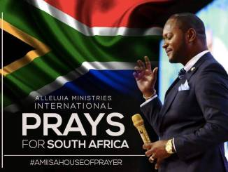 Pastor Alph Lukau's Word Today 8th May