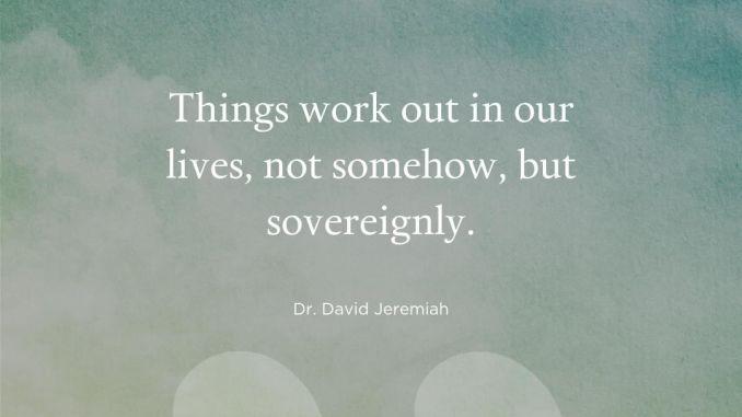 David Jeremiah Devotional 14th May
