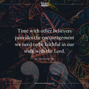 David Jeremiah Devotional 16th May