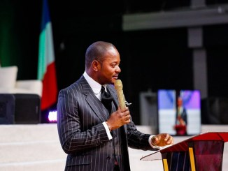Pastor Alph Lukau's Word Today 24th May