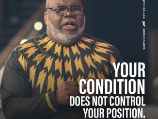 Bishop T D Jakes' Sermon For You Now