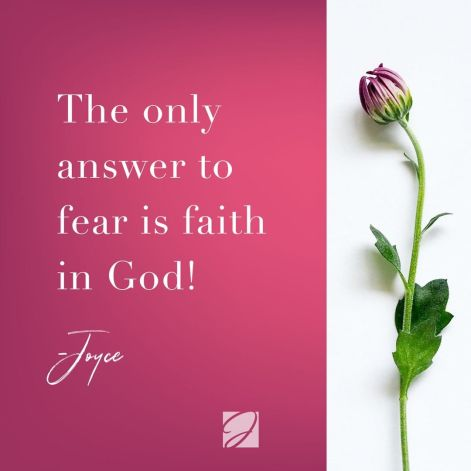 Joyce Meyer Devotional 25 June 2019