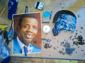 Pastor E. Adeboye In The Making
