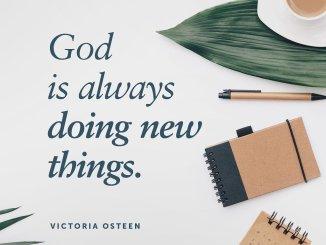 Joel Osteen Devotional 15 June 2019